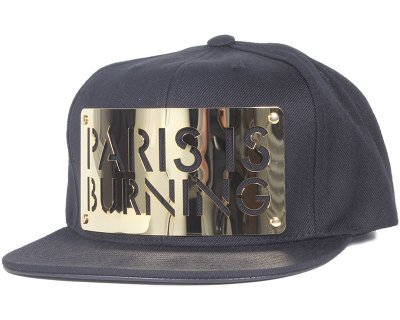 Karl Alley - Paris 18K Snapback