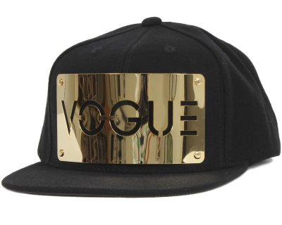 Karl Alley - Vogue 18K Snapback