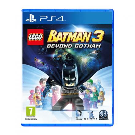 LEGO Batman 3: Beyond Gotham till PS4