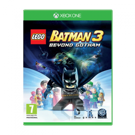 LEGO Batman 3: Beyond Gotham till Xbox One