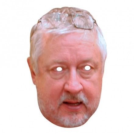 Leif GW Persson Pappmask