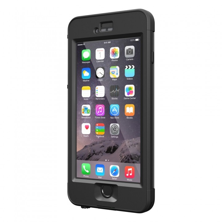 LifeProof nüüd Case (iPhone 6 Plus) – Svart