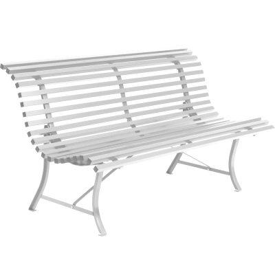 Louisiane soffa 150, cotton white