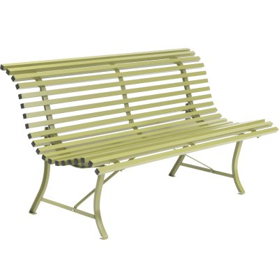 Louisiane soffa 150, willow green