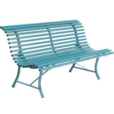 Louisiane soffa 200, fjord blue