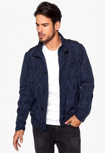 Nate Bomber Jacket
