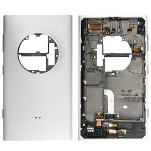 Nokia Lumia 1020 Baksida batterilucka, Vit