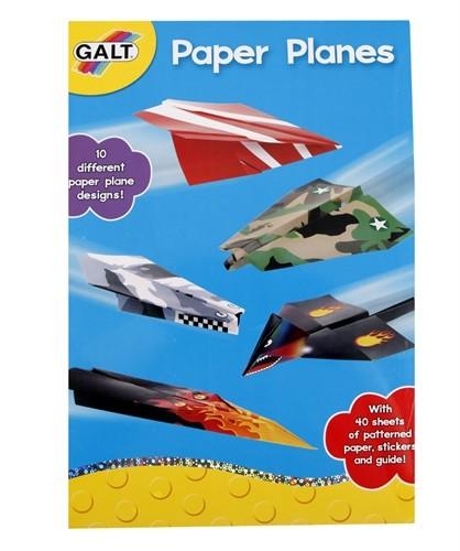 Pappersflygplan, Galt