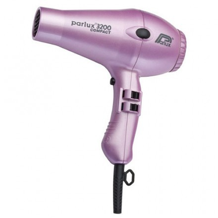 Parlux 3200 Compact, 1900W Rosa