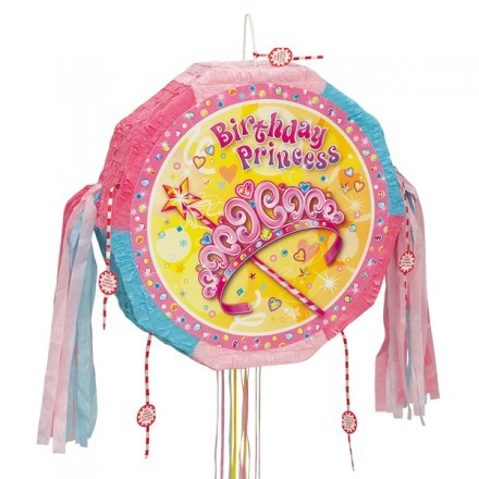 Pretty Princess, Pinata Rund