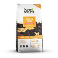 Purenatural Grain free Salmon&Trout 12 kg