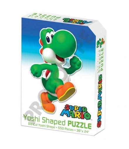 Pussel, Yoshi-figur, 550 bitar