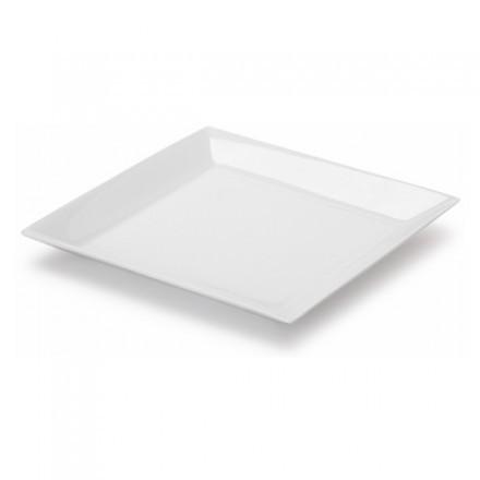 Quadro Tallrik Flat 22 cm (6-pack)