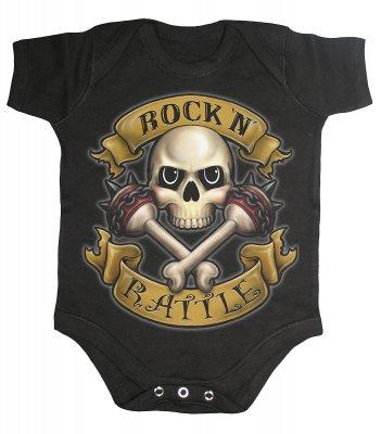 Rock n rattle body (XS)