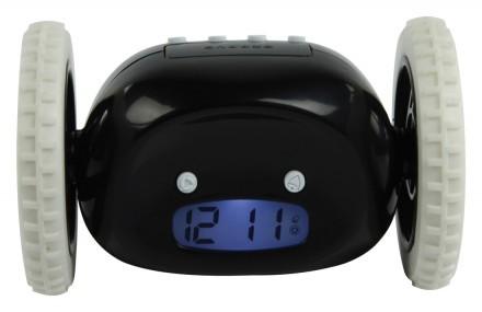 Rullande Väckarklocka