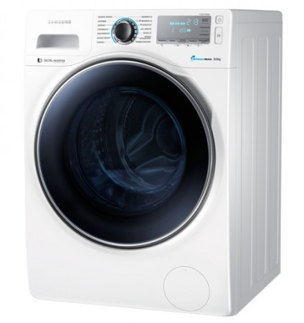 Samsung WW80H7400EW Eco Bubble Wash
