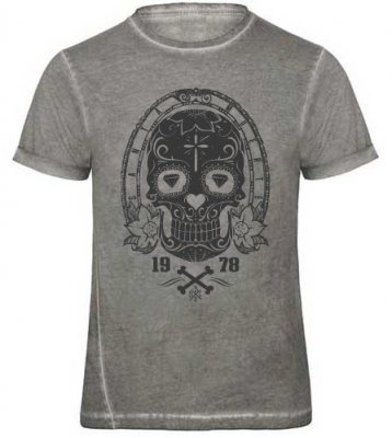 Santa murete vintage t-shirt (S)