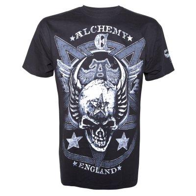 Satans shield Alchemy t-shirt (S)