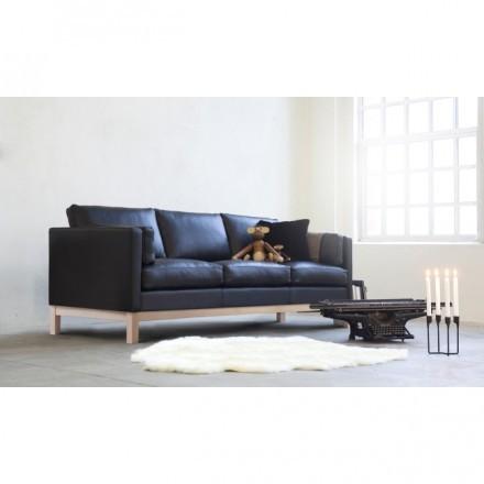 Saxo Living Classic Soffa 2-sits, träram
