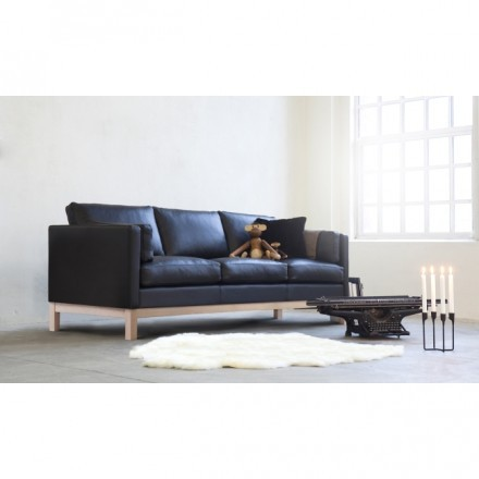 Saxo Living Classic Soffa 3-sits, träram