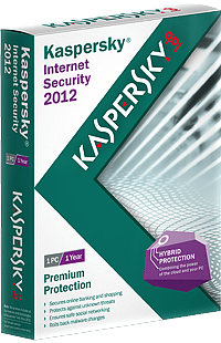 SE - Base - Kaspersky Anti-Virus 2012 - 5PC - 1year - Download
