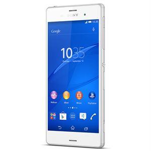 Sony Xperia Z3 White (4G)