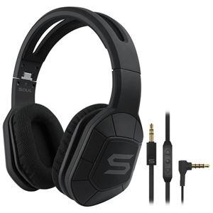 Soul Headset Combat+ Storm Black