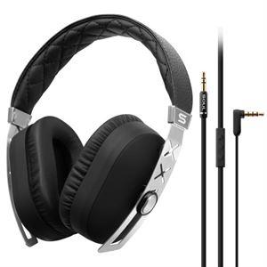 Soul Headset Jet Pro Deluxe Silver