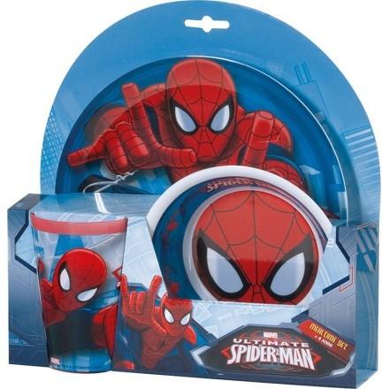 Spider-Man, Måltidsset Melamin