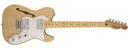 Squier Vintage Modified ´72 Tele Thinline