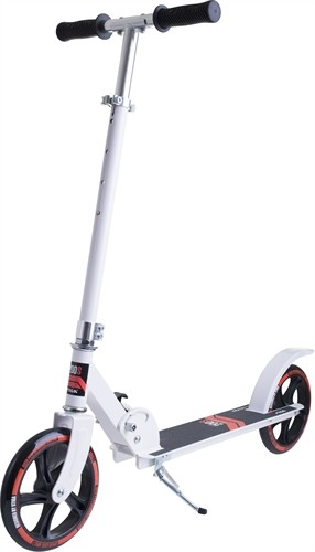Stiga Sparkcykel Creator 200-S White, Stora hjul