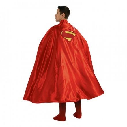 Superman Man of Steel Deluxe Cape