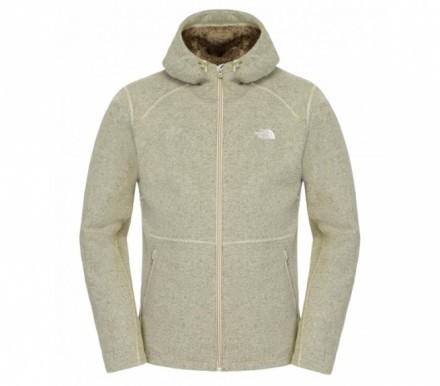 The North Face - Zermatt Full Zip Herren Fleecejacke (beige) - XL