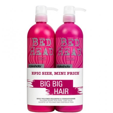 TIGI Bed Head Get Epic Volume Tweens