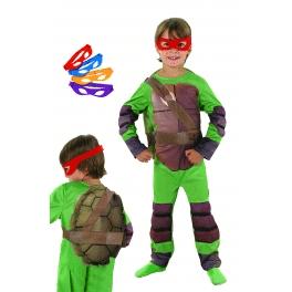Turtles maskeraddräkt