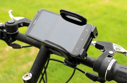 Universal Mobilhållare för Cykel