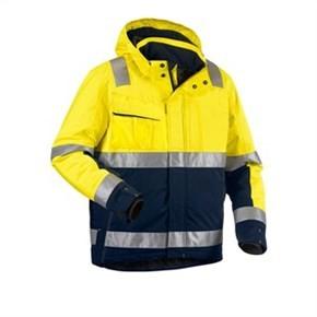 Varseljacka Blåkläder 4870 Gul/Blå