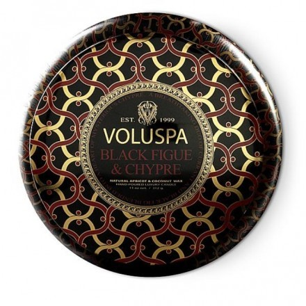 Voluspa Home & Body Mist Black Figue & Chypre Aqua De Senteur