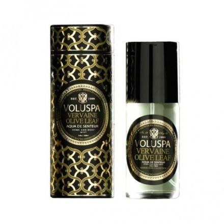 Voluspa Home & Body Mist Vervaine Olive Leaf Aqua De Senteur