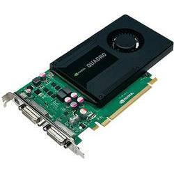 Workstation-grafikkort PNY Nvidia? Quadro? K2000 2 GB GDDR5 PCIe x16 DVI, Mini DisplayPort