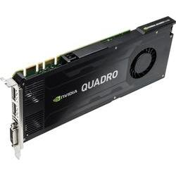 Workstation-grafikkort PNY Nvidia? Quadro? K4200 4 GB PCIe x16 DVI, DisplayPort