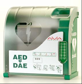 Aivia 230 - larmat skåp för inomhusbruk