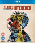 Alfred Hitchcock - The Masterpiece Collection (Blu-ray) (14-disc) (Import Sv.Text)
