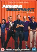 Arrested Development - Season 1-4 (Import)