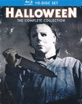 Halloween: Complete Collection (Blu-ray) (10-disc) (Import)