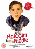 Malcolm In The Middle - The Complete Collection (22-disc) (Import)