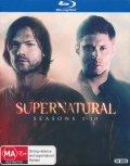 Supernatural - Season 1-10 (Blu-ray) (Import)