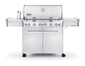 Weber Summit S-670 Gasolgrill