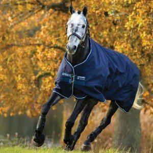 Horseware Amigo Bravo 12 Lite Regntäcke 0g